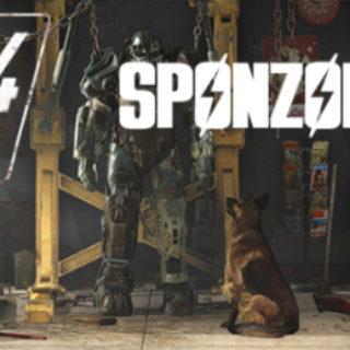 Fallout 4 sponzorovano