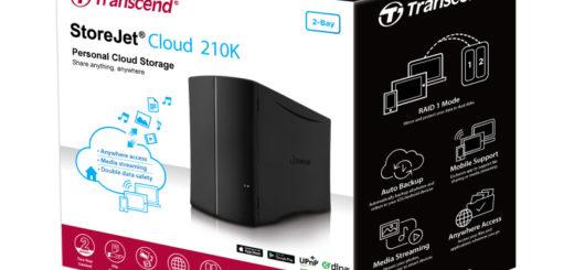 StoreJet Cloud 210K